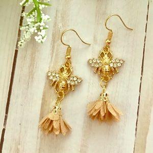 Jewelry - Bumble Bee Earrings